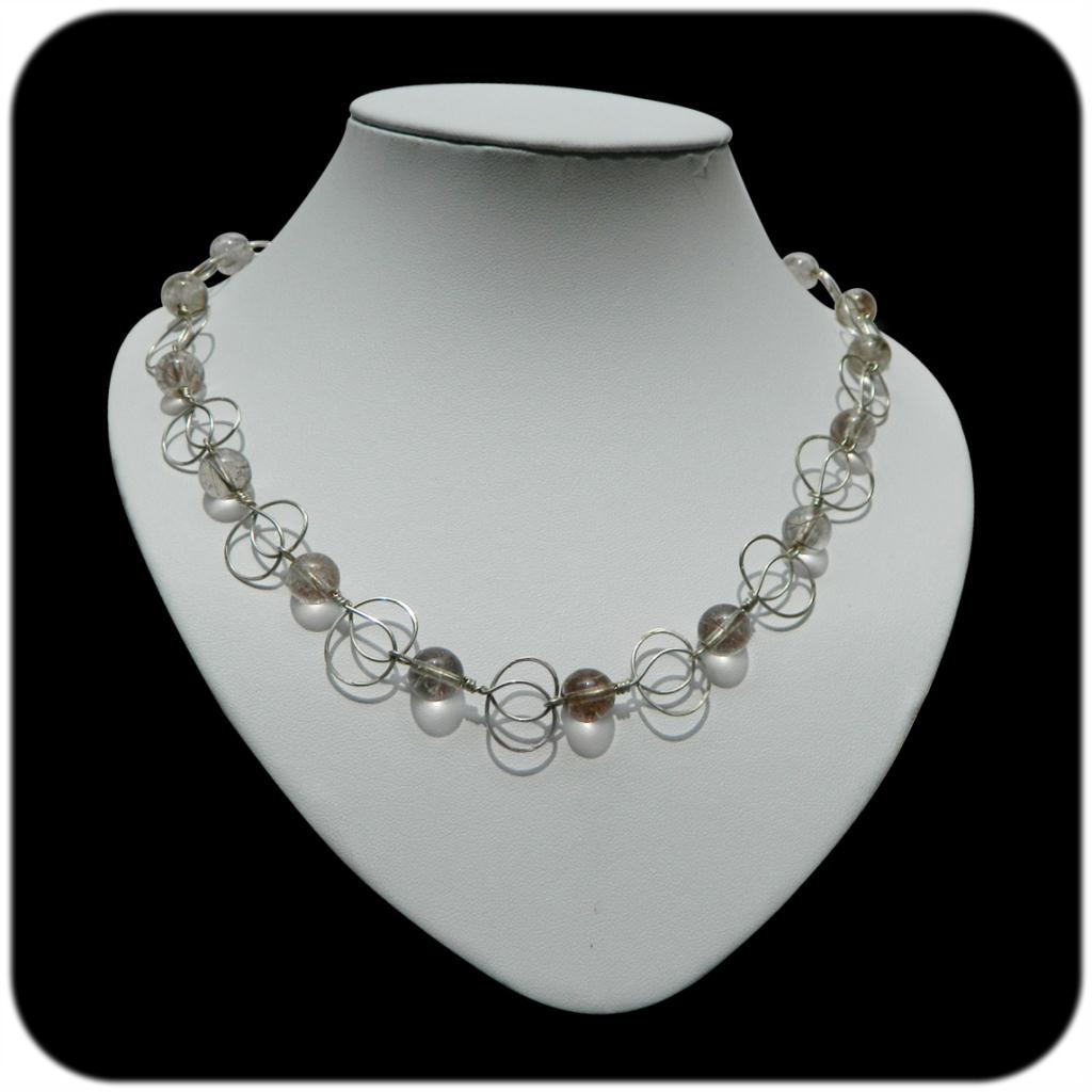 Silver jewelry – new necklace from YANKA! | Arf\'s den